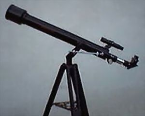 Telescopio_rifrattore_lungo_altazimutale